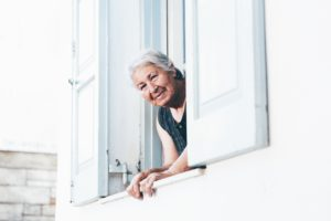 Stress relief for older adults