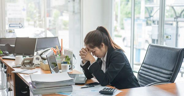 Negative stress into positive effect
