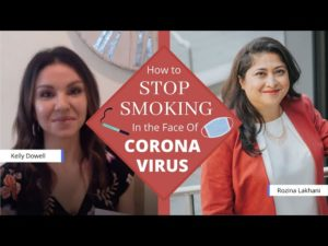 Stop smoking in the face of COVID 19