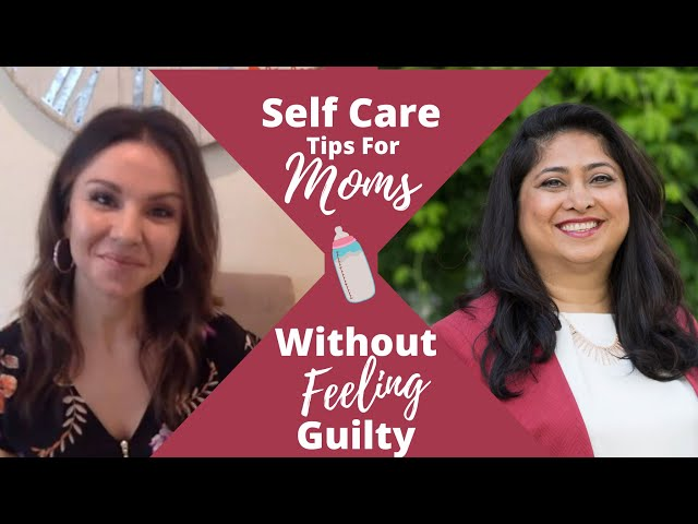 self-care for mom
