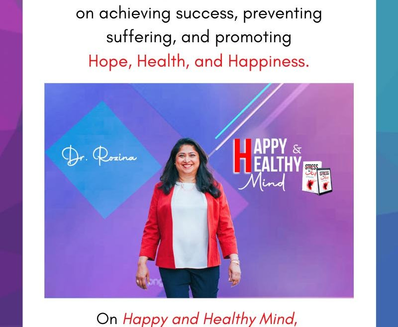 Happy and Healthy Mind