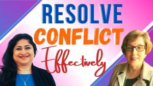 Effective Conflict Resolution