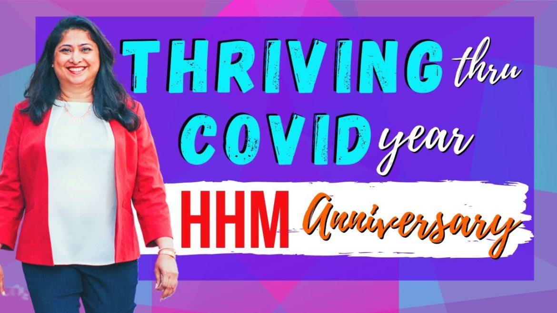 Thriving Thru COVID Year